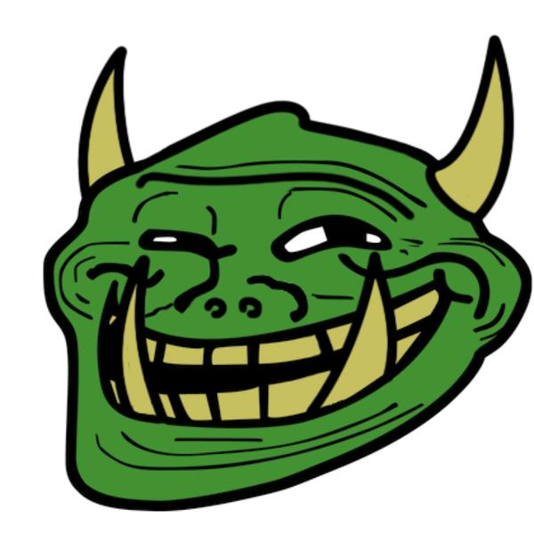 Classic Troll Trollface Coolface Problem
