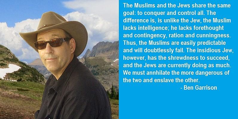 inspirational quote by ben garrison