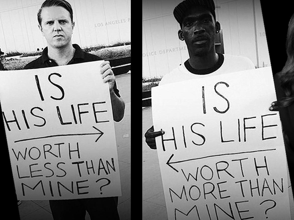 Is His Life Worth More/Less?   Black Lives Matter   Know ...