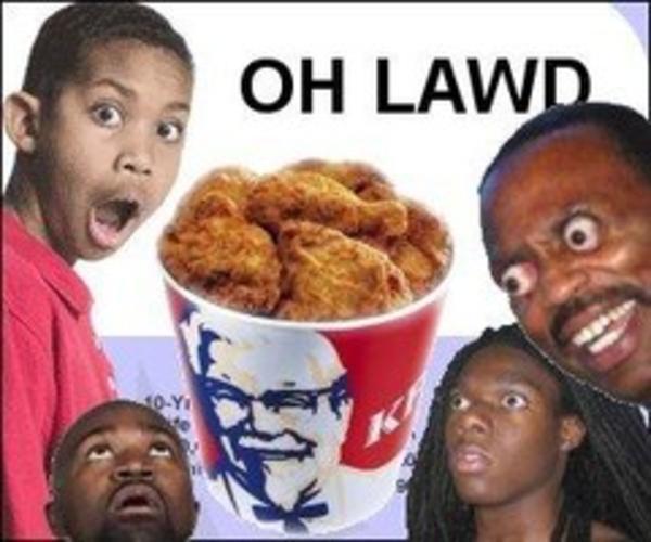 Funny Kfc People: Kentucky Fried Chicken (KFC)