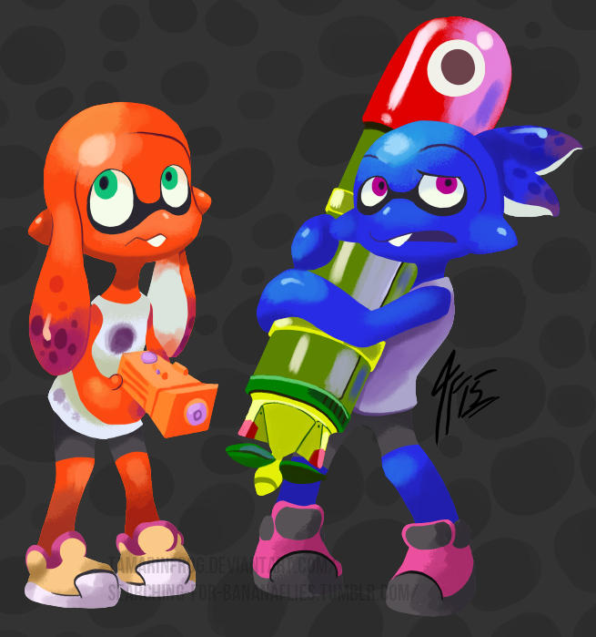Too Young For War Splatoon Know Your Meme