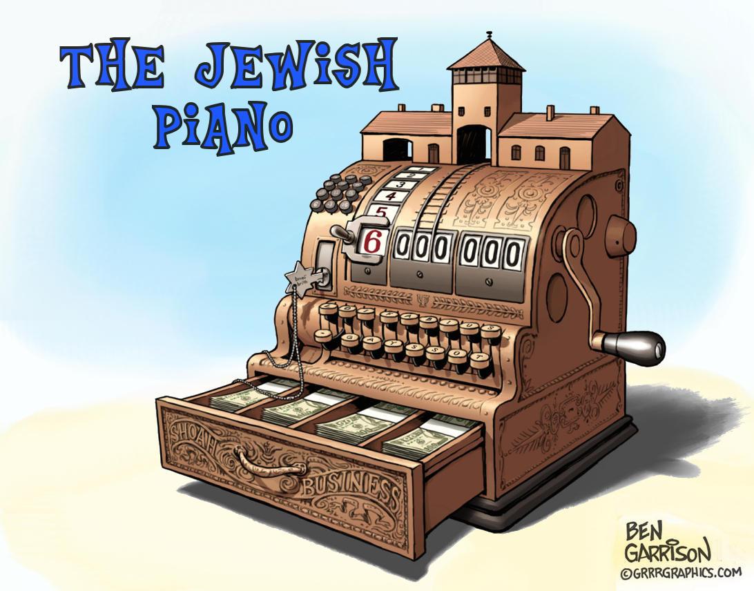 Ben Jewish Piano | Ben Garrison | Know Your Meme