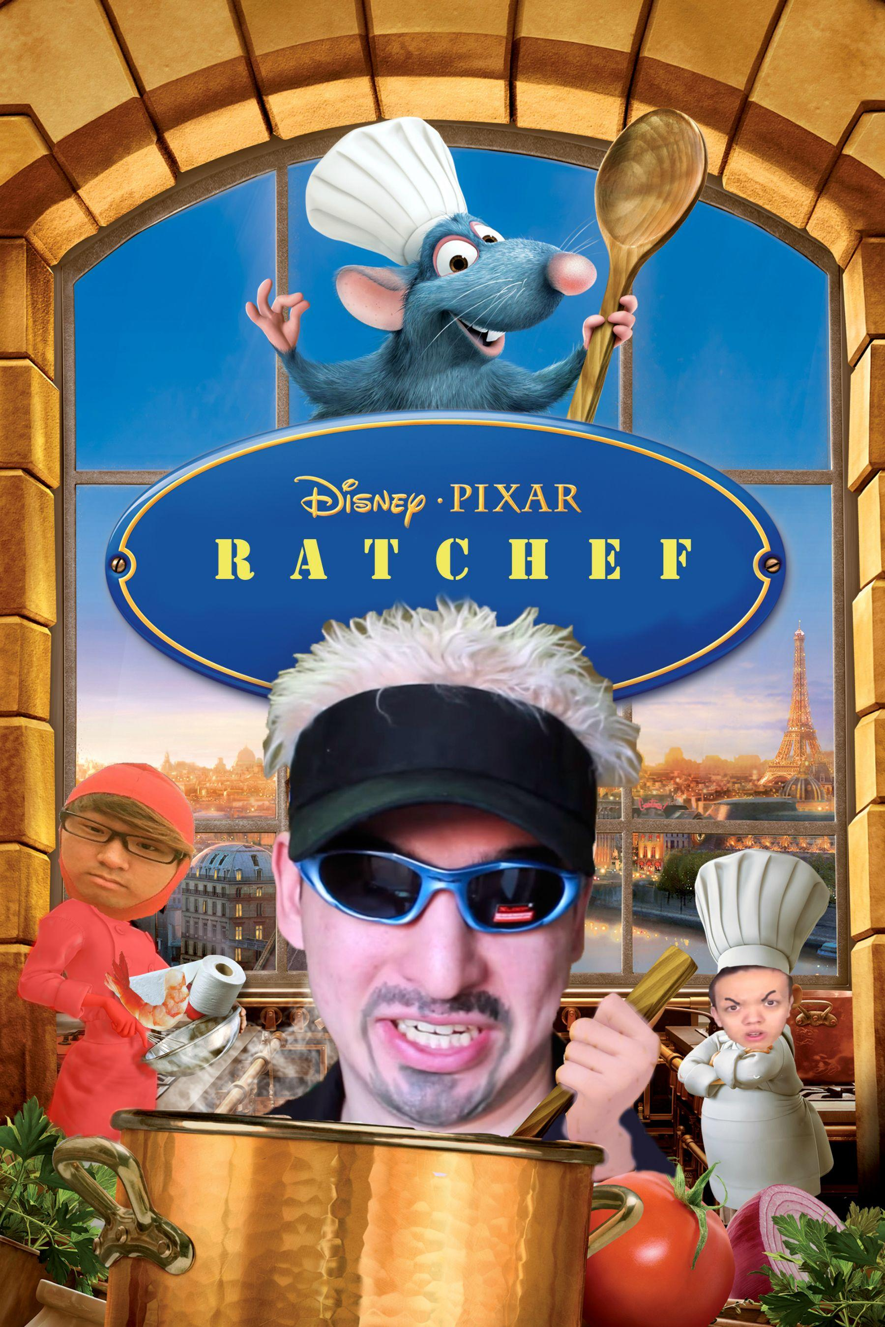 RatChef: Coming to theaters April 20th! | Filthy Frank ...