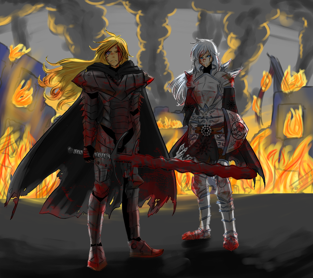 Neo X Male Reader: Ser Long, The Rampant, And Ser Schnee, The Princess Of