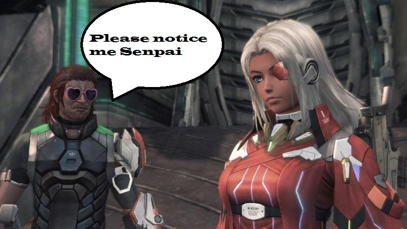 Please Notice Me Senpai Please notice me Elma ...