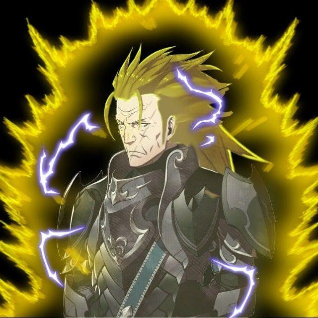 Super Saiyan Gunter Fire Emblem Know Your Meme