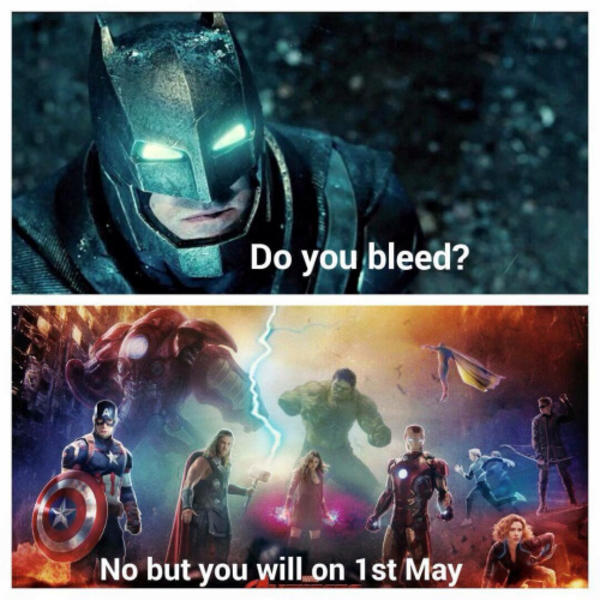 Film fight | Tell Me, Do You Bleed? | Know Your Meme