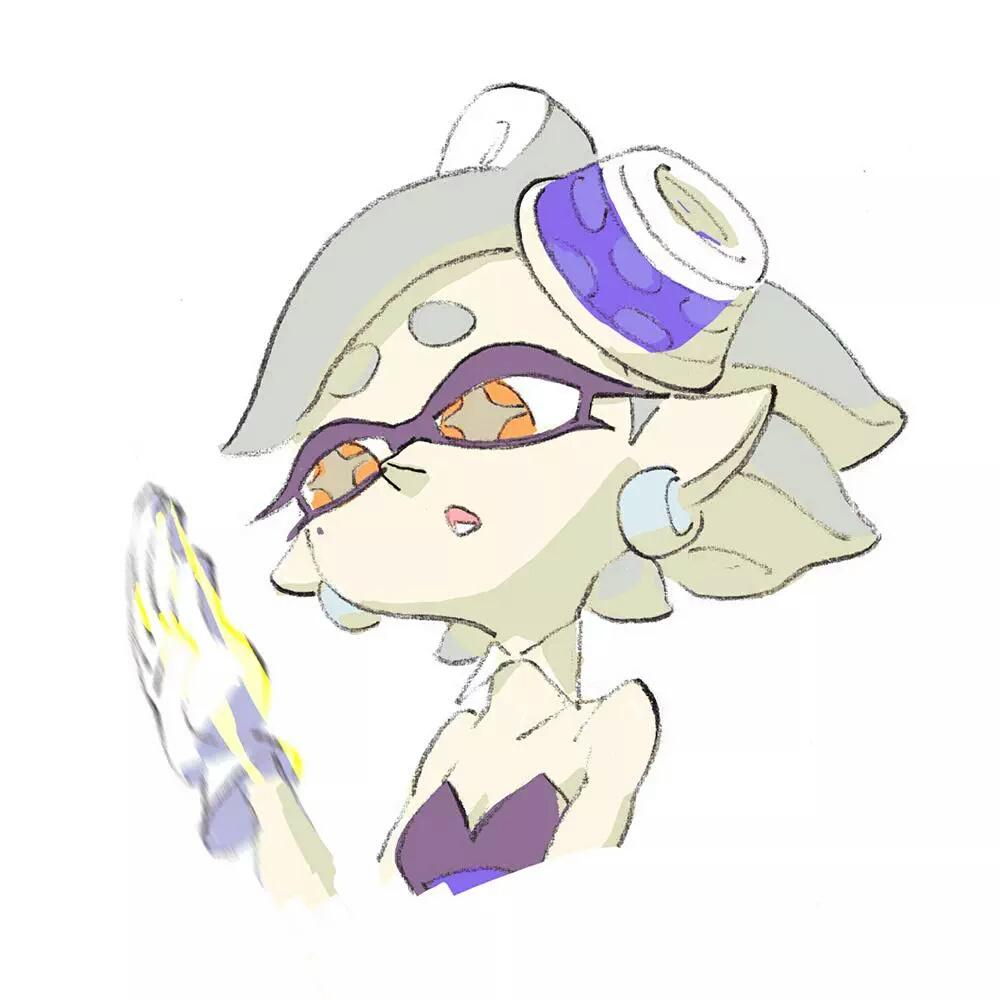Marie As Tsukkomi Splatoon Know Your Meme