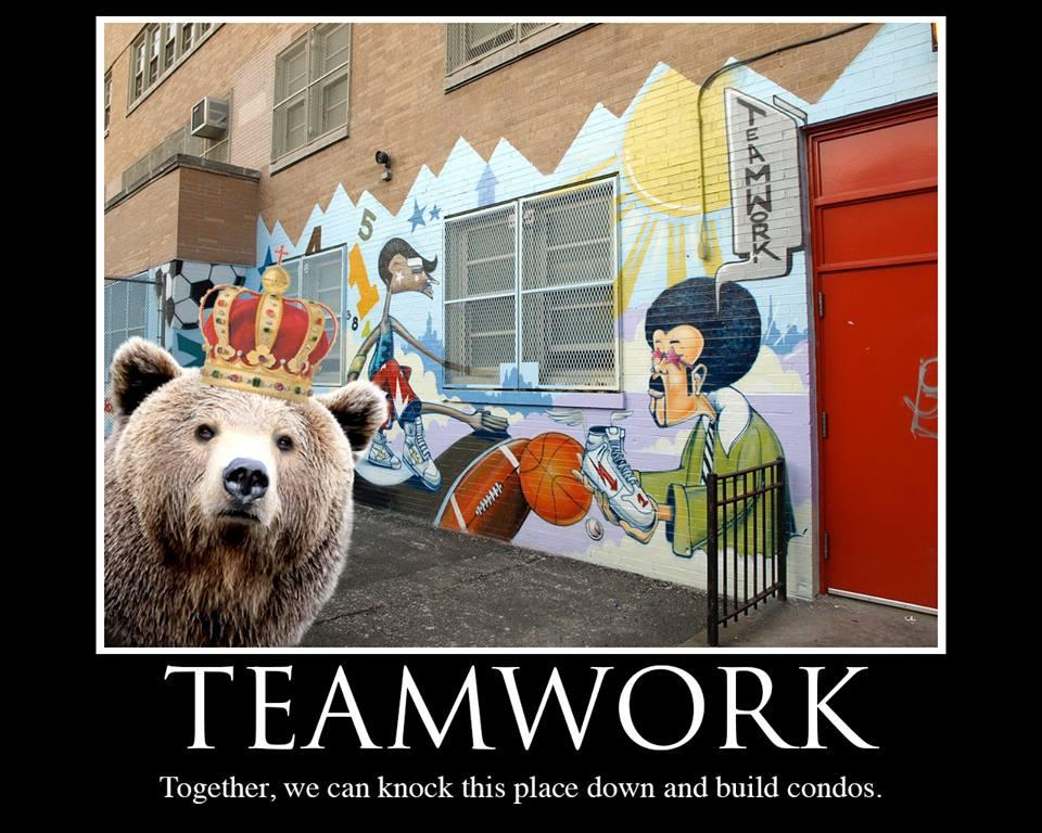 how to build teamwork in sports