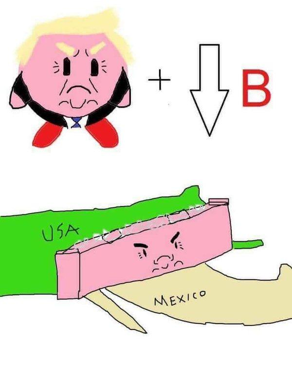 mains kirby confirmed donald s wall