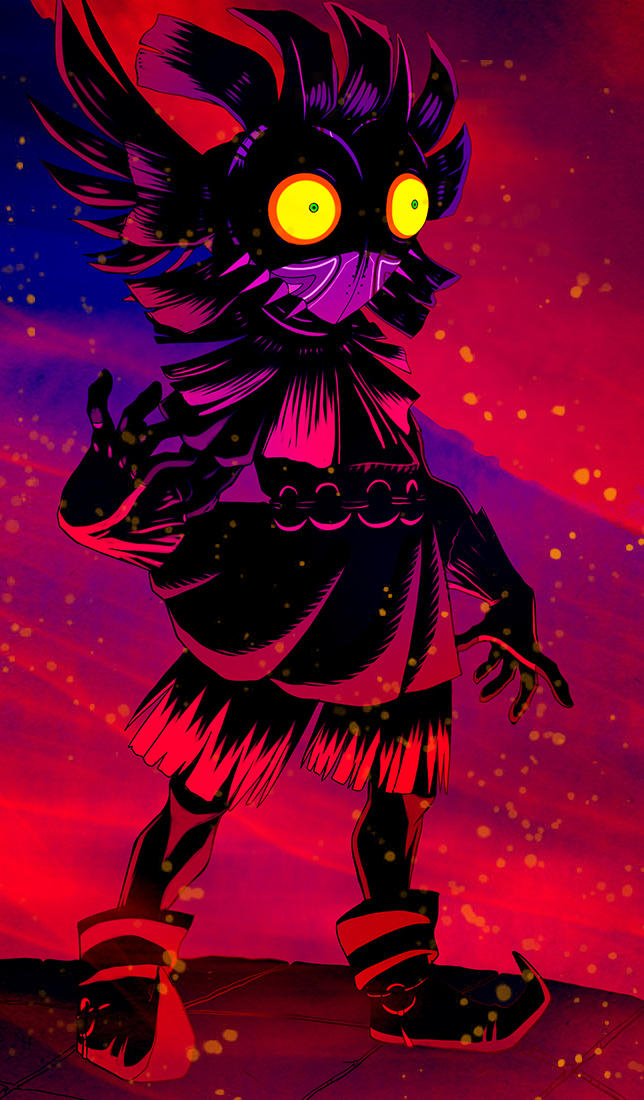 Fun Games Skull Kid