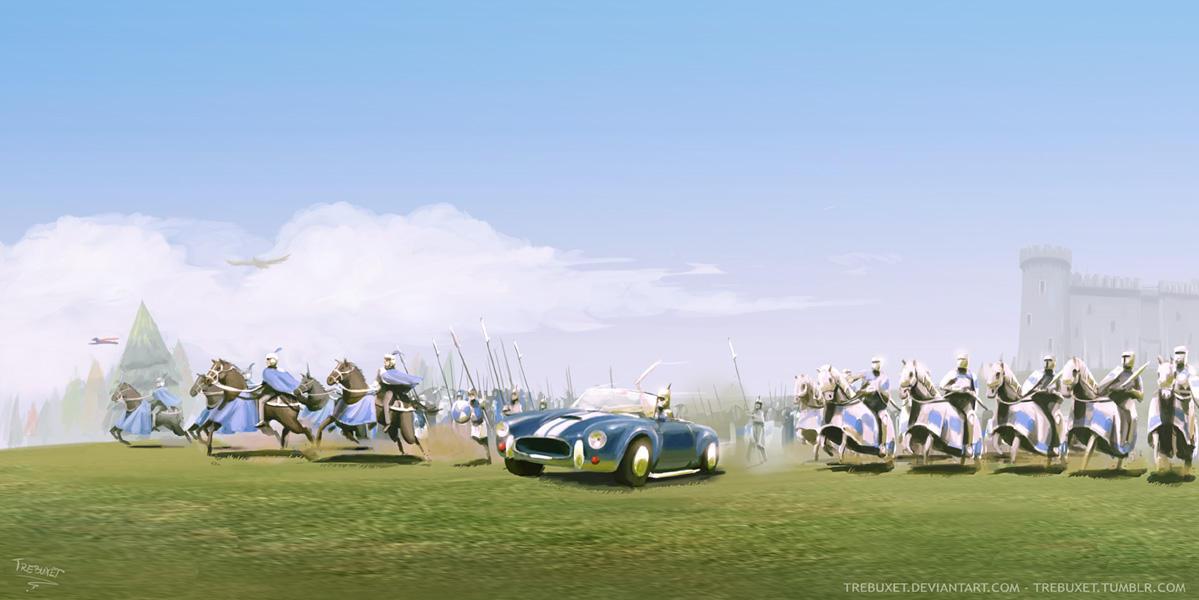 Age Of Empires  Cobra Car