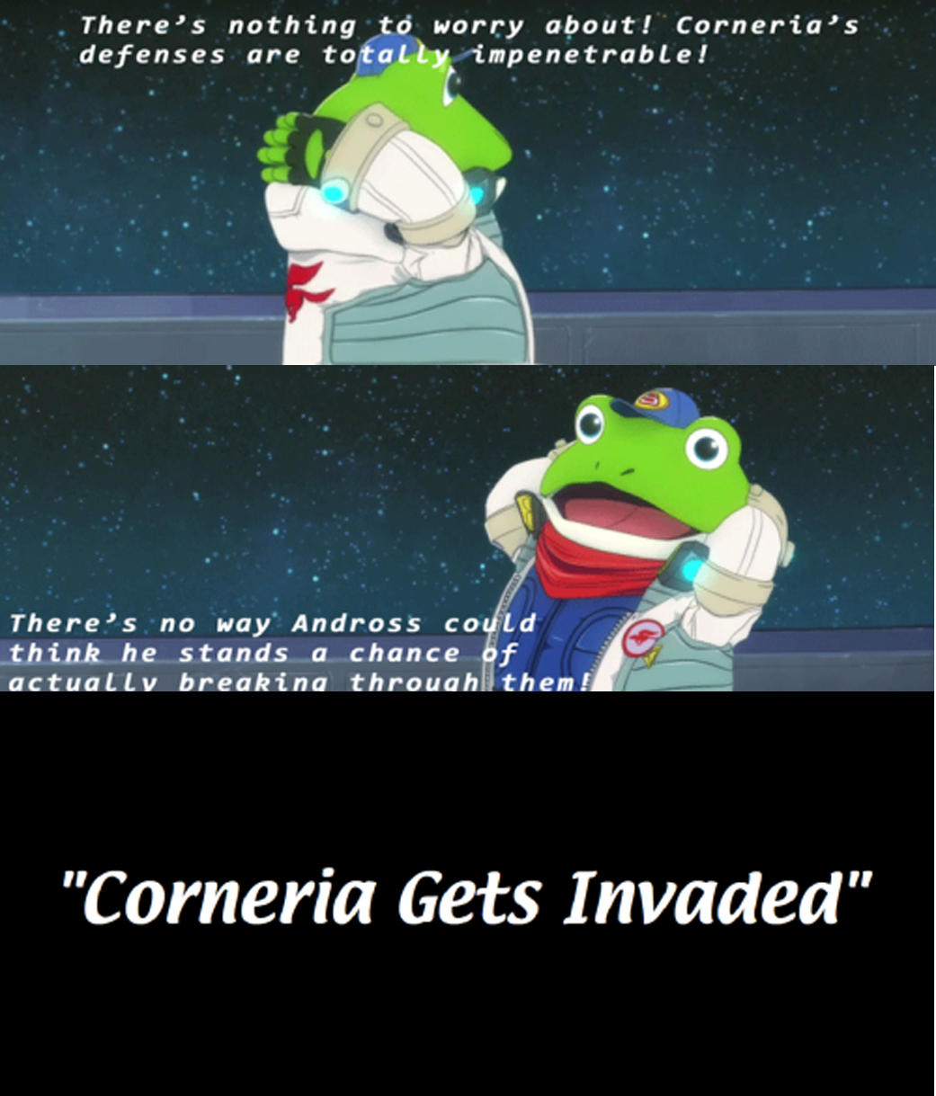 Is Always Funny In Corneria Star Fox Know Your Meme