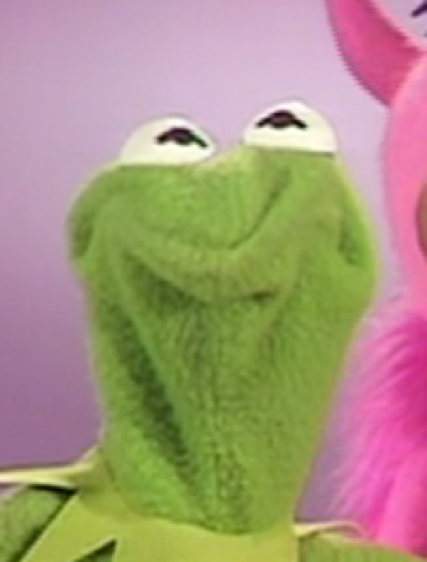 teeheehee | Kermit the Frog | Know Your Meme