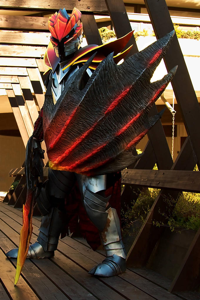 Who Calls The Dragon Knight Cosplay Know Your Meme