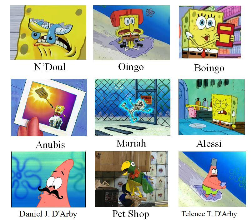 a comparison of spongebob squarepants and squidward tentacles Free spongebob squarepants squidward tentacles cursors animated mouse pointer for your tumblr, blogger, blog, website, and windows computer download.