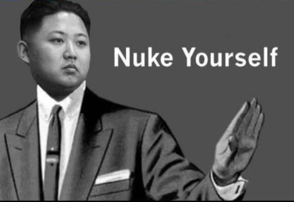 Nuke Yourself | Kill Yourself | Know Your Meme