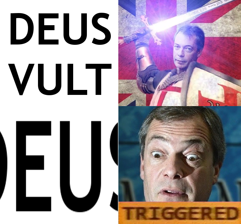 how to make triggered meme