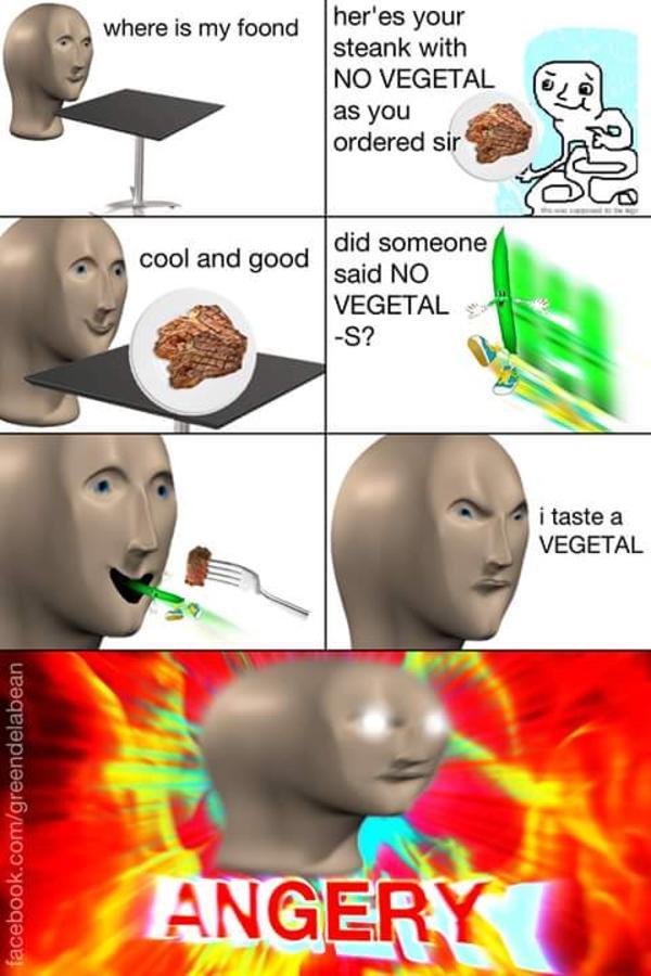 beaned meme comic know