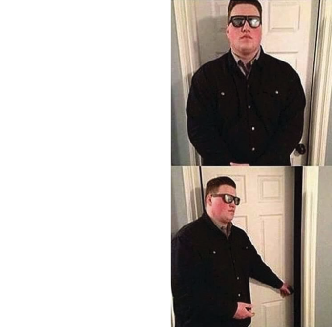 Template | Persuadable Bouncer | Know Your Meme
