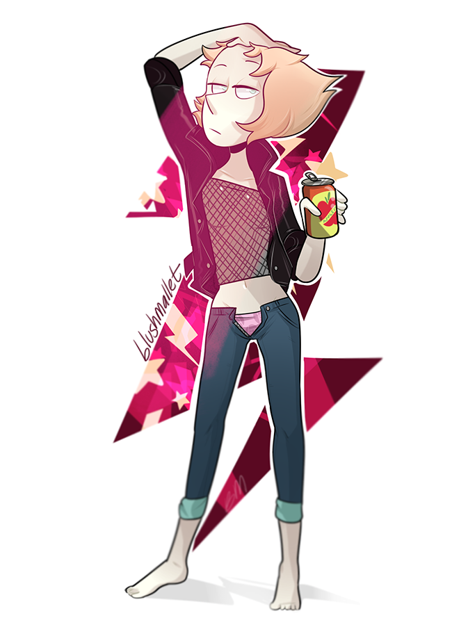 Human Rebel Pearl Steven Universe Know Your Meme