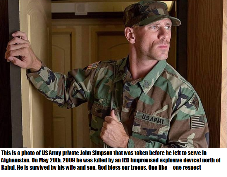 God bless the soldiers   Johnny Sins   Know Your Meme