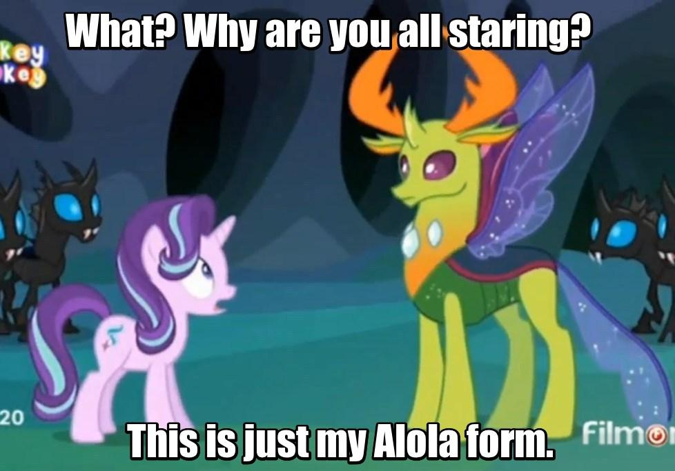 Mlp Changeling Tf: My Little Pony: Friendship Is