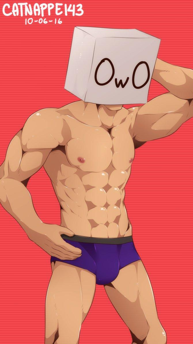 Bara OwO Sketch by catnappe143 | OwO What's This? | Know ...