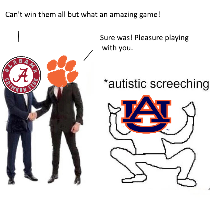 National Champions   Autistic Screeching   Know Your Meme