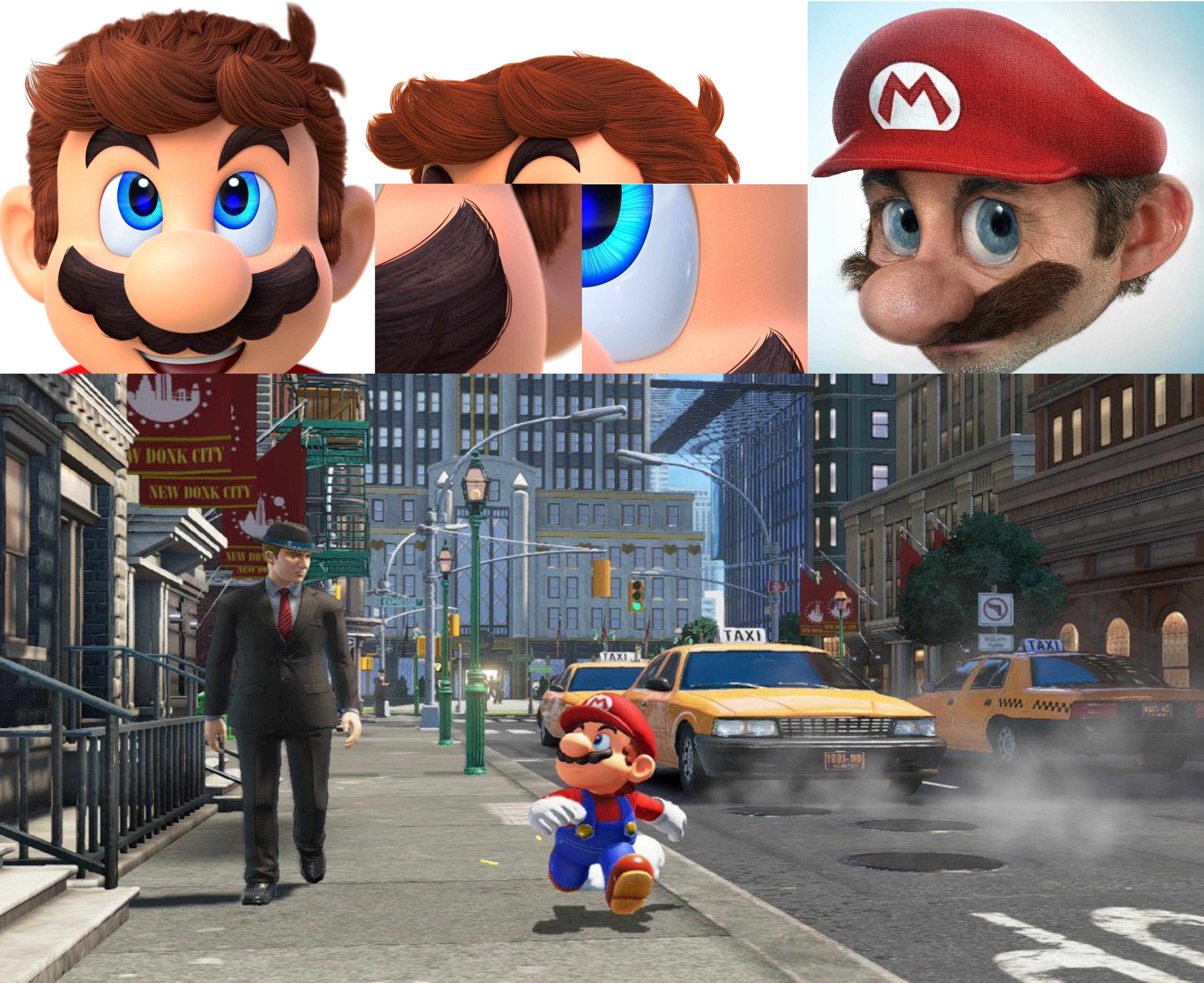 the oddyssey in popular culture The cap-trick ever since karen became the life of the rooftop party a year ago, nintendo's first ever glimpse of what would now be known as super mario odyssey was shown to salivating fans everywhere during a three minute reveal trailer what wasn't known at the time, is that in the surprisingly few.