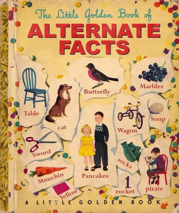 #AlternativeFacts / #SpicerFacts