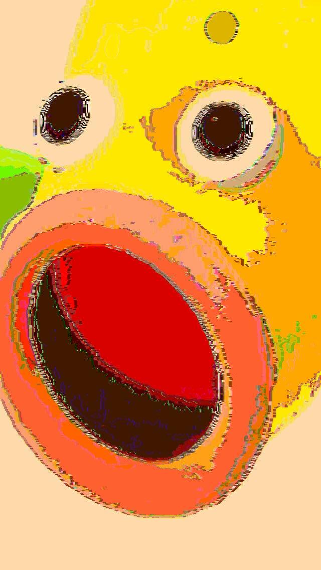 Fry Eyes Meme