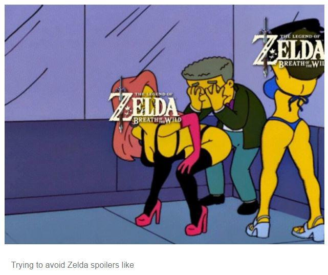 Legen of zelda porn