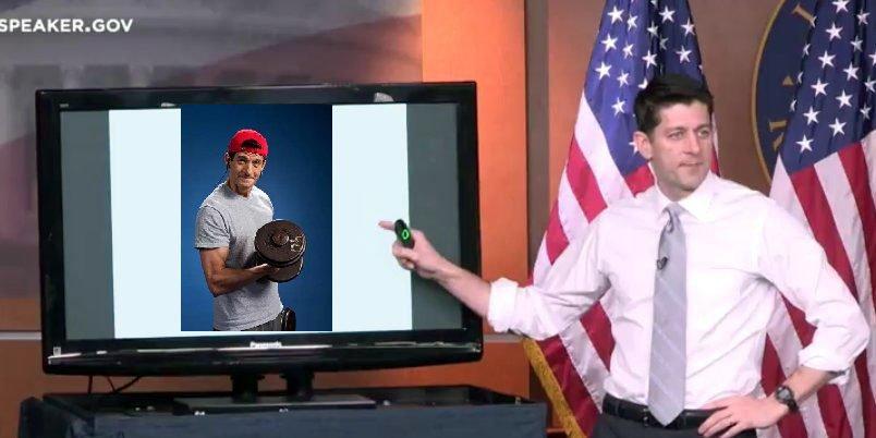 Paul Ryan Time