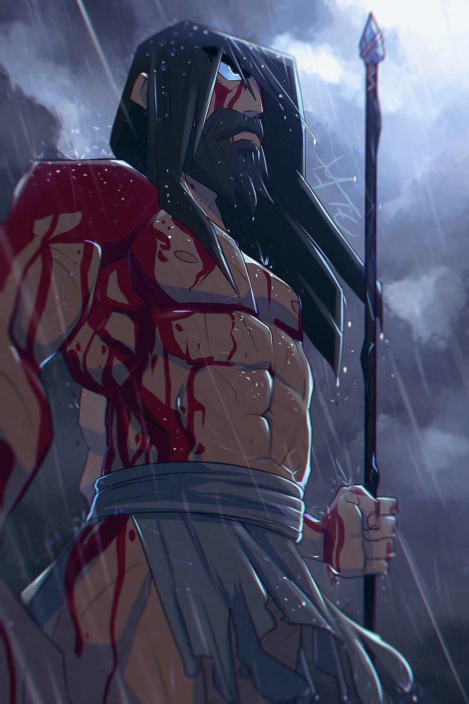samurai jack fan art samurai jack know your meme