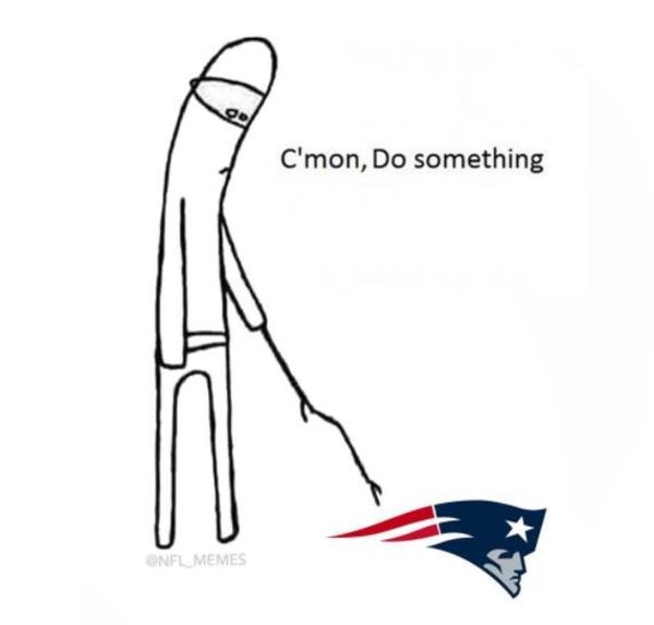 Patriots Logo   C'mon, Do Something   Know Your Meme