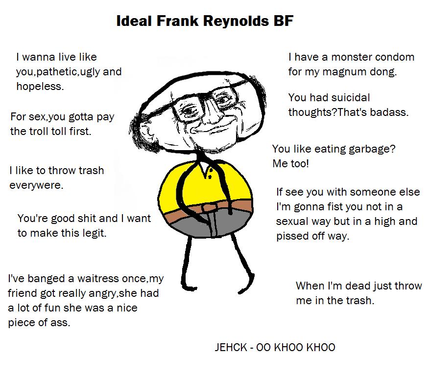 Kick it Danny! | Ideal GF | Know Your Meme