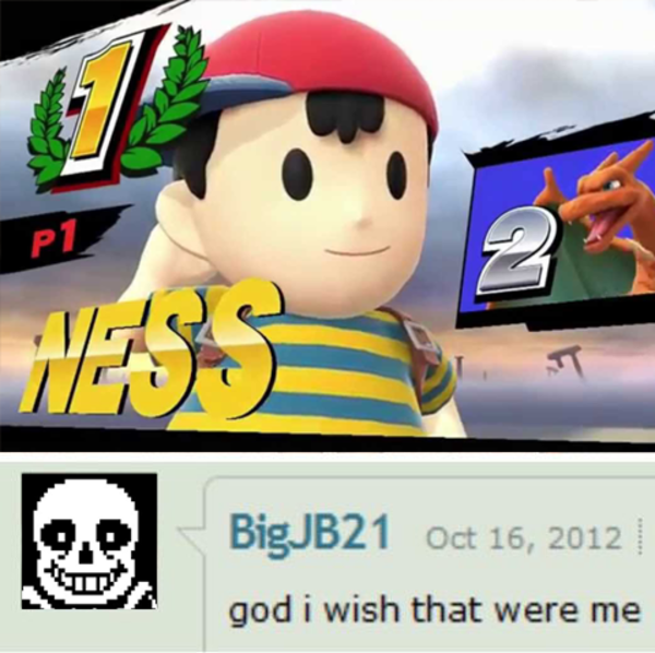 The TRUTH ABOUT SANS   God I Wish That Were Me   Know Your ...