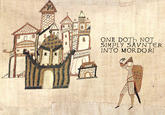 Medieval Macros / Bayeux Tapestry Parodies