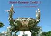 E3 Sony 2006 / Giant Enemy Crab