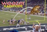 Weezer Raditude Dog