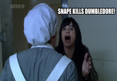 Snape Kills Dumbledore