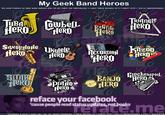 Facebook Tagging Game