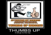 Thumbs Up Whore