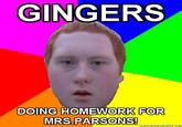Raging Ginger