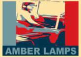 Amber Lamps