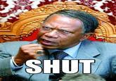 President Madagascar - Shut Down Everything