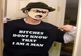I AM A MAN!!