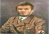 David Beckham reaction face