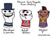 Sock Puppeteering
